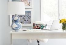 Office Dreams / Ideas for the ideal space to work. Design & organization are the key. / by Drybar
