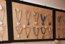 JEWELRY Storage / Jewelry Storage / by K Marie
