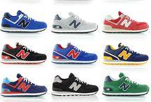 Sneakers / Lekker aan de voetjes