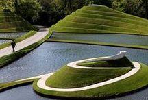 .Landscape architecture.