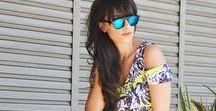 Bossa Nova - Verão 2015/2016 / Camila Amaral veste Manofatto