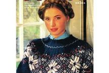 #DaleGarn: Vintage Knitting / Dale Garn Design mostly from the 80s, 90s and early 2000s.