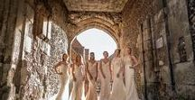 Lewes Castle Photo Shoot / Our Fross Wedding Collections photo shoot showing our beautiful wedding dresses https://www.frossweddingcollections.co.uk