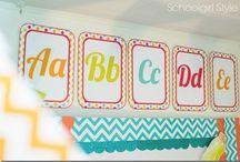 Classroom/Office and Teaching Ideas / by Jessica Salefski