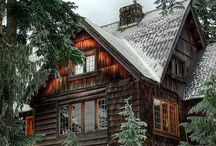 Cabin / by Cheryl Parker