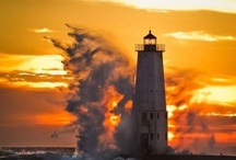 Lighthouses / by Bruce Bowman