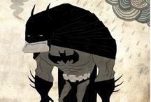 illustrations & comics