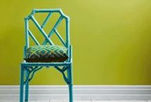 PaintRight Colac Green Interior Colour Schemes / Green Rooms