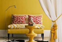PaintRight Colac Yellow Interior Colour Scheme / Yellow Rooms