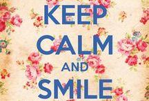 * Keep Calm *