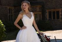Romantica Bridal Favourites / A selection of our Romantica Bridal dresses which you will love!