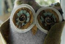owl ideas / by C Birk