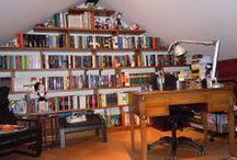 Scrivanie / Le nostre scrivanie e quelle dei lettori
