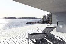 Houses | Interiors | Terraces
