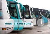 Aqua eSolutions Transporte de viajeros / #AquaeSolutions, desarrolla Aqua eTrans, Software de gestión ERP, CRM, web, especialmente diseñado para Empresas de transporte de viajeros por carretera. #ERP #SoftwareDeGestion  #AquaeTrans #transportedeviajeros