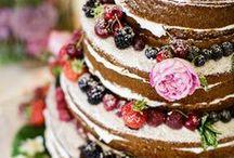 Romantica loves...cake / Cakey wedding inspiration