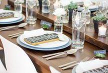 Modern Table Settings