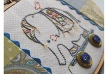 Embroidery ricamo