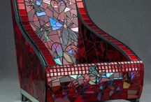 Stained & Painted Glass / Please do take as many as you want, my boards have no limits:)