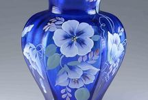 Fenton Art Glass / Please do take as many as you want, my boards have no limits for followers:)