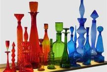 Blenko / Blenko have been making beautiful glass in Milton, West Virginia since 1893.  Please do take as many as you want, my boards have no limits:)