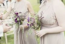 Romantica Real Weddings. / Real brides and bridesmaids looking stunning in Romantica on their special day xo