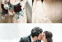 Romantica Loves...Winter Weddings / Winter and Christmas weddings