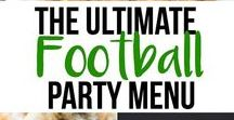 Sports / Game Day Recipes / Sports, Recipes, Super Bowl, Football, Game Day, Party Foods, Tailgating