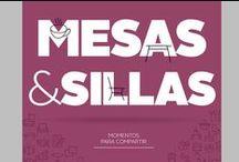 MESAS Y SILLAS I Tifón Hipermueble / Momentos para compartir