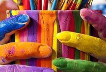 Művészetterápia / Gyermek személyiségfejlesztés és terápia