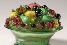 Glass Fruit / Please do pin as many as you would like, all my boards have NO PIN LIMITS for followers!!!