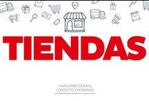 TIENDAS I Tifón Hipermueble / Toda la información sobre nuestras tiendas, dirección, horarios y datos de contacto.