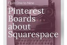 Squarespace and Social Media / All about Social Media integration, connected accounts and other hacks in Squarespace.