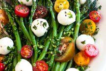 Opskrifter - Salater