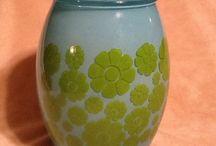 Bartlett Collins Cookie Jars