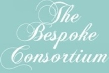 The Bespoke Consortium / A group of artisans producing bespoke commissions for interiors, working together to achieve more than they could on our own.