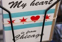 Chicago - my hometown / by Alyssa Allen