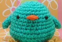 Crochet => Amigurumis