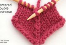 Punto / Knitting