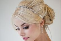 Bridal Hairdos / Ideas and suggestions for yiour Wedding ideal hairdo
