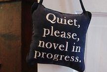 Ecriture / Parce qu'écrire est un état d'âme, une envie, un besoin, un désir...