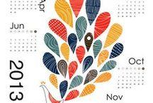 Calendarios / Calendars