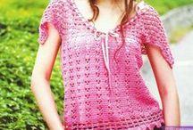 Crochet => Ropa