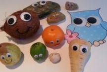 Wobbly Eye Friends / Meet My Friends