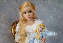 Diane Keeler dolls