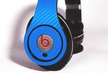 Skins for Beats by Dre Studio's