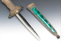 Knives-Swords-Early Weapons / by John Sachmo