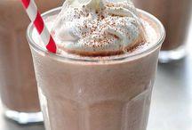 Smoothies, milkshakes, batidos / Smoothies, batidos, milkshake