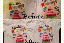 Stain Stick success stories / Stain Stick results before and after photos
