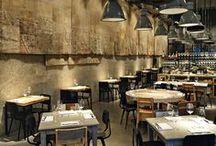CAFE' & ... | Interior / cafe' & bistrò moodboard